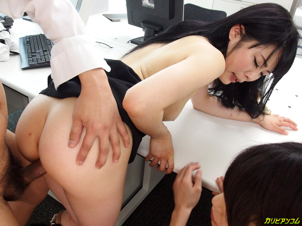 Japanese office lady hardcore