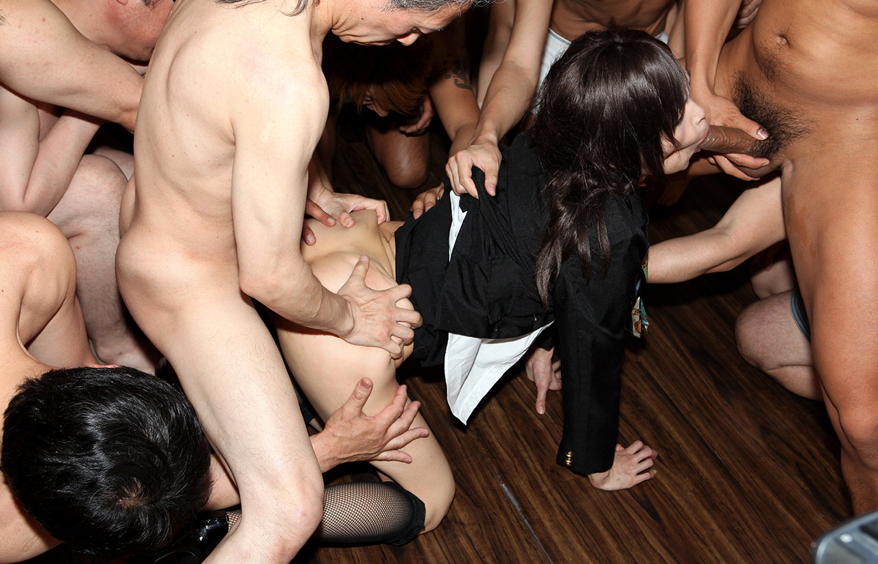 Gang banged asian girls — img 4