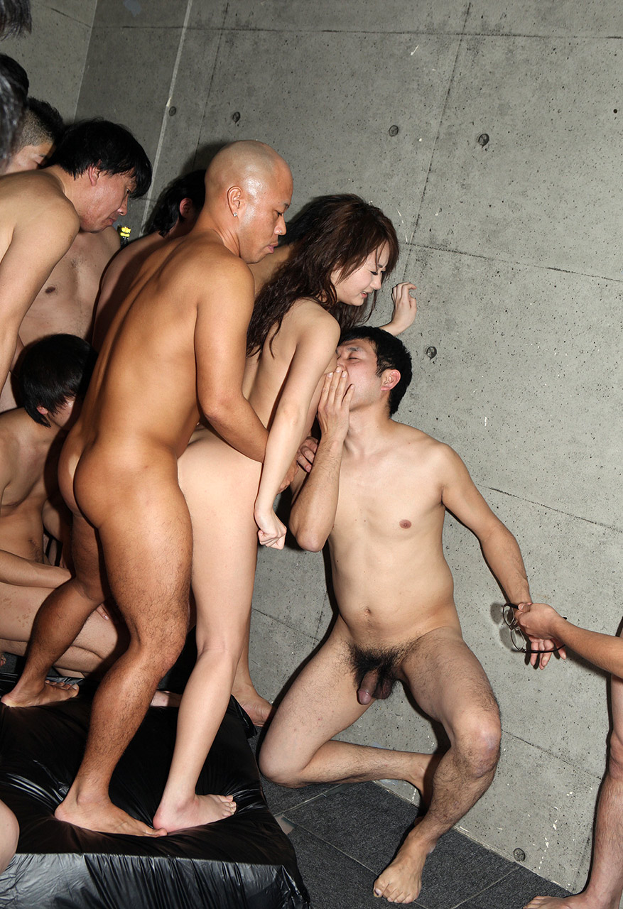 Asian Gang Rape Porn