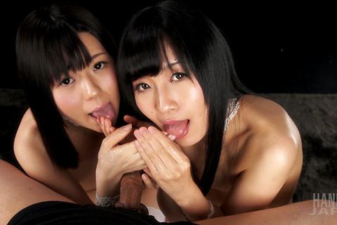 Mai Araki And Moeka Kurihara