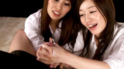 Natsuki Suda And Maria Ono