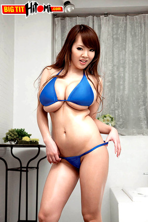 Tetas grandes japonesas perfectas